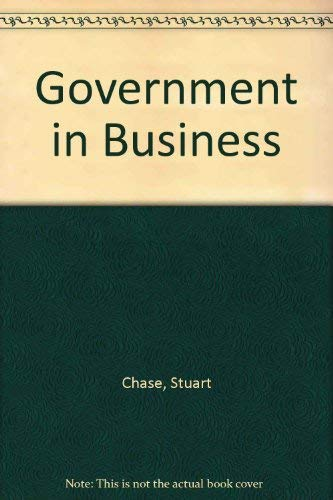 9780837152837: Government in Business.