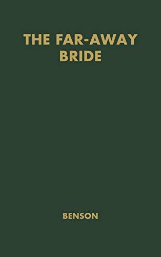 9780837157146: The Far-away Bride