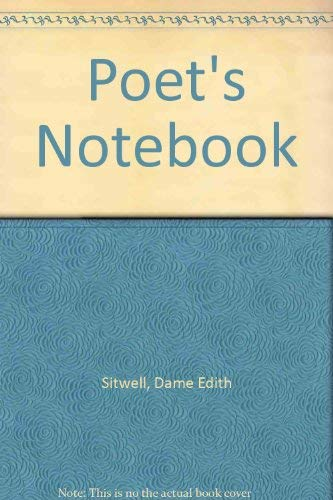 9780837160405: A Poet's Notebook.