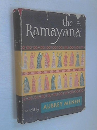 9780837161815: The Ramayana, As Told by Aubrey Menen.