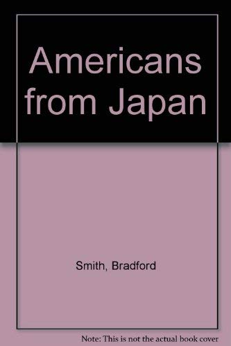 9780837166797: Americans from Japan