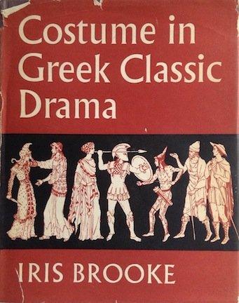 9780837168289: Costume in Greek Classic Drama.