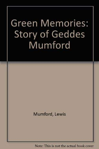 9780837168920: Green Memories: Story of Geddes Mumford