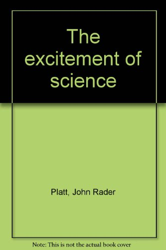 9780837174020: The excitement of science