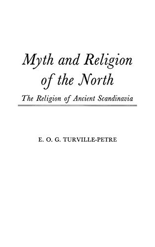 9780837174204: Myth and Religion of the North: The Religion of Ancient Scandinavia
