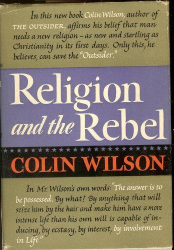 9780837175966: Religion and the Rebel.
