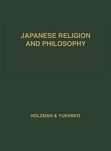 Japanese Religion and Philosophy: A Guide to Japanese Reference and Research Materials: Donald ...