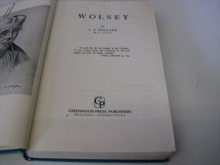 9780837179971: Wolsey