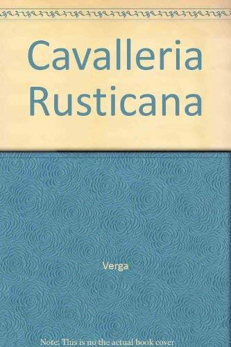 9780837181059: Cavalleria Rusticana