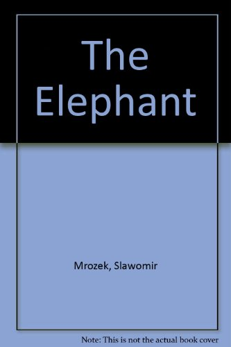 9780837181820: The Elephant