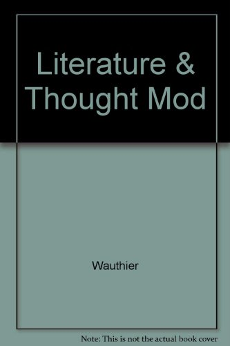The Literature and Thought of Modern Africa: A Survey: Wauthier, Claude