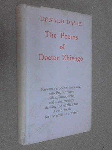9780837182940: The Poems of Doctor Zhivago.