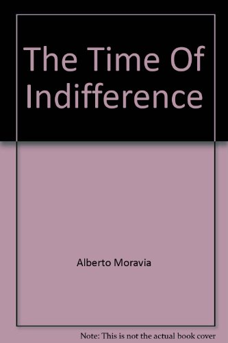 9780837183831: The time of indifference