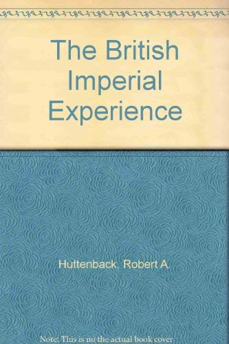 9780837185057: British Imperial Experience.