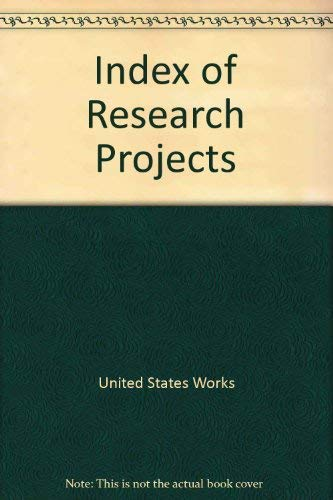 Index of Research Projects: United States Works