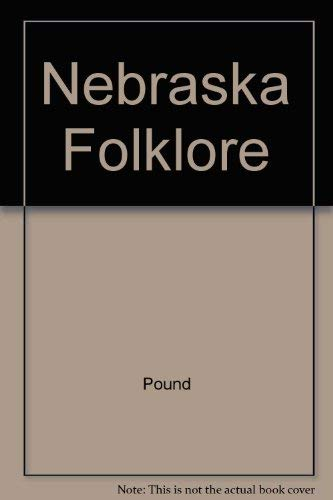 9780837186160: Nebraska Folklore