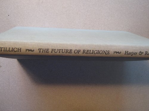 9780837188614: The Future of Religions