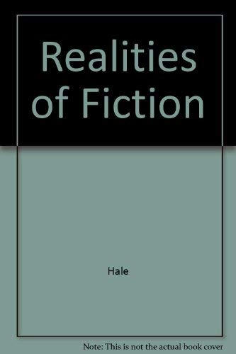 The realities of fiction, a book about: Hale, Nancy