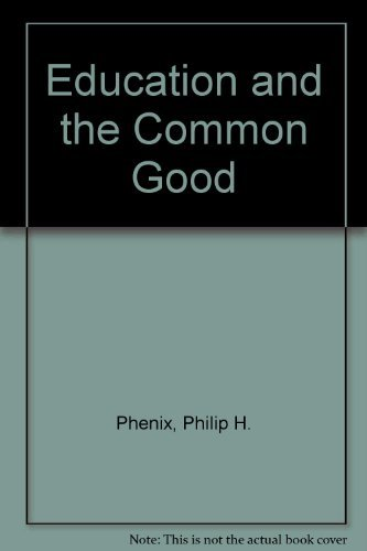 9780837197289: Education and the Common Good