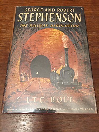 9780837197470: George and Robert Stephenson: The Railway Revolution