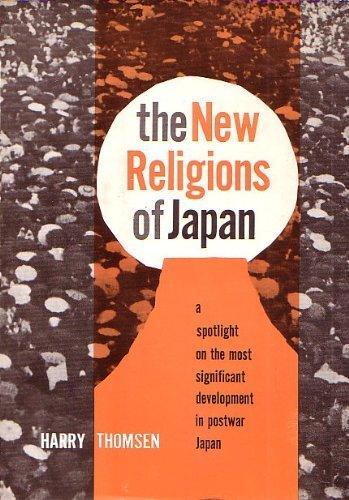 9780837198781: The New Religions of Japan