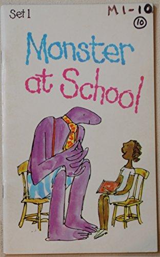 Monster at School: Ellen Blance
