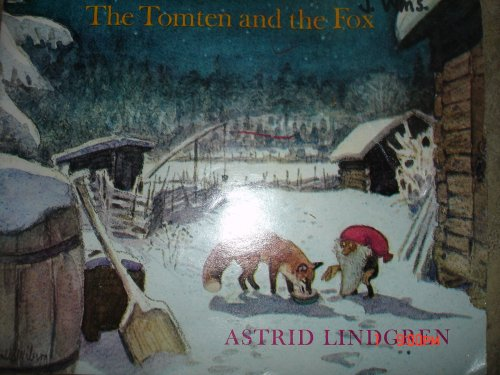 9780837210131: The Tomten and the Fox