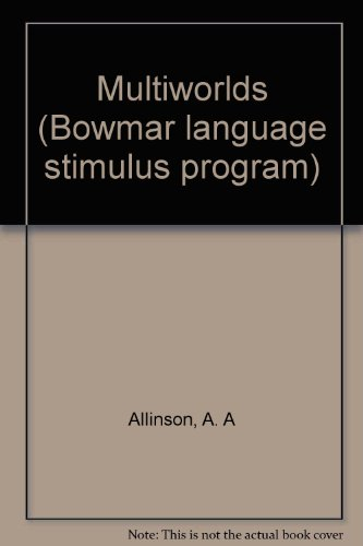 9780837218076: Multiworlds (Bowmar language stimulus program)