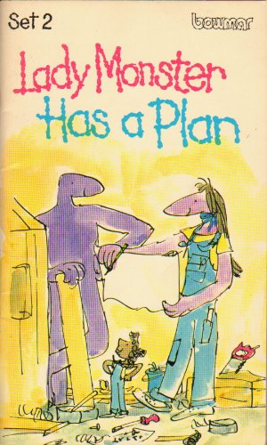 9780837221359: Lady Monster has a plan (A Monster book)