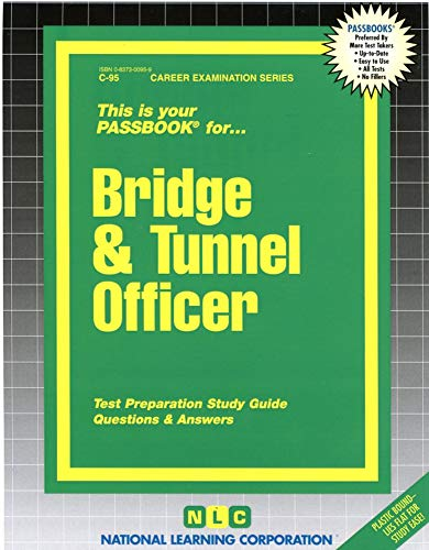 9780837300955: Bridge & Tunnel Officer(Passbooks) (Career Examination Passbooks)