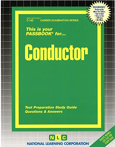 Conductor: National Learning Corporation