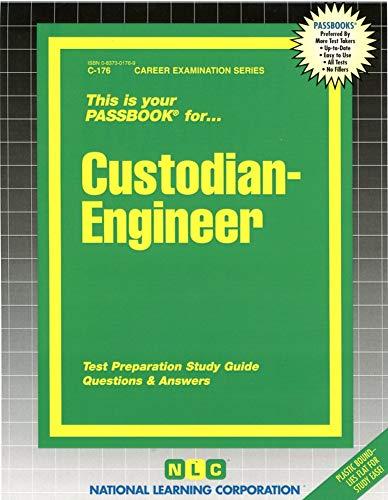 9780837301761: Custodian-Engineer(Passbooks)