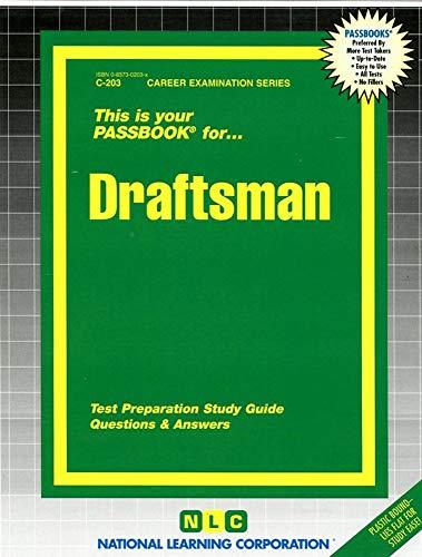 Draftsman (Career Examination Passbooks): Jack Rudman