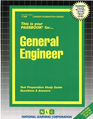 9780837302980: General Engineer(Passbooks) (Passbook Series. Passbooks for Civil Service Examinations)