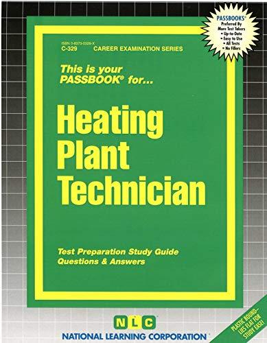 9780837303291: Heating Plant Technician(Passbooks) (Career Examination Passbooks)