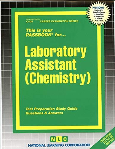 9780837304328: Laboratory Assistant (Chemistry)(Passbooks) (Passbook Series. Passbooks for Civil Service Examinations)