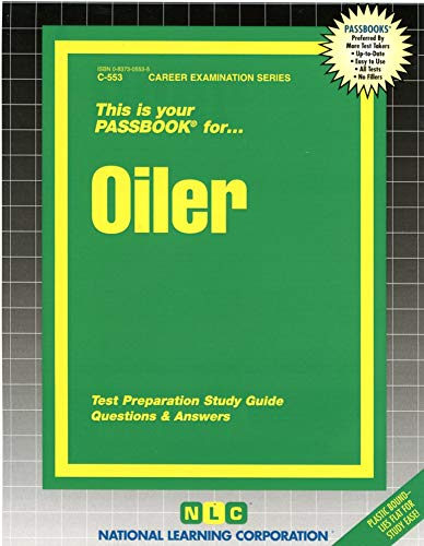 9780837305530: Oiler(Passbooks)