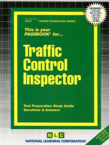 Traffic Control Inspector (C-812): Jack Rudman