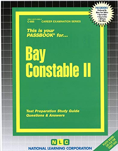 Bay Constable II: Jack Rudman, National