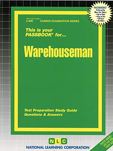 9780837308906: Warehouseman(Passbooks)