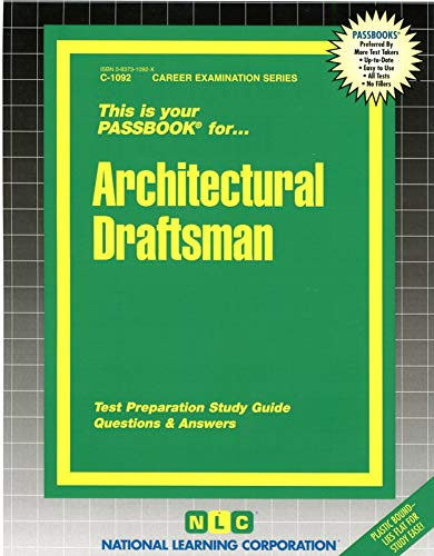Architectural Draftsman: Rudman, Jack, and