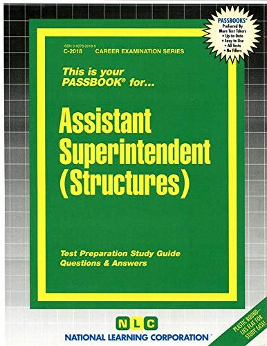 Assistant Superintendent (Structures): Jack Rudman
