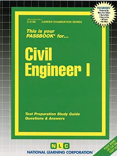 9780837321585: Civil Engineer I (Career Exam Ser, C-2158)