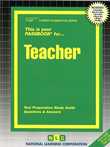 Teacher: Jack Rudman