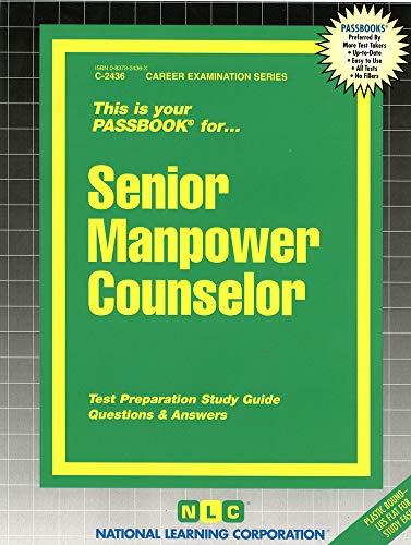 Senior Manpower Counselor: Jack Rudman