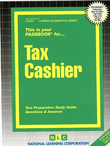 Tax Cashier: Jack Rudman