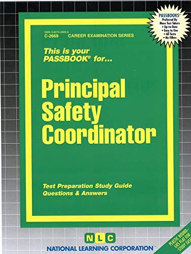 9780837326696: Principal Safety Coordinator(Passbooks) (Career Examination, C-2669)