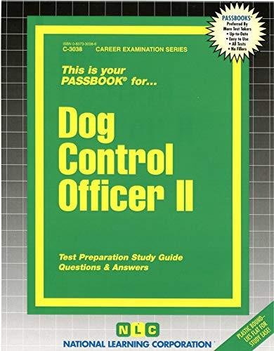 Dog Control Officer II: Jack Rudman