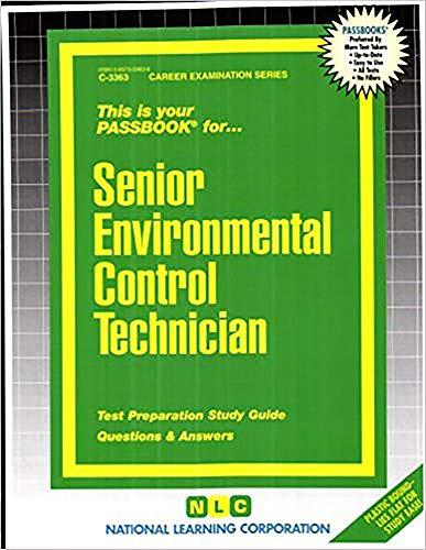 Senior Environmental Control Technician: Jack Rudman