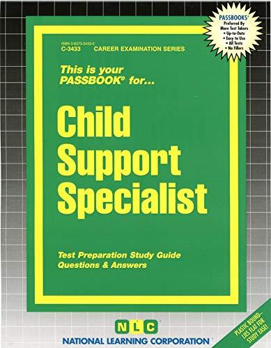 9780837334332: Child Support Specialist(Passbooks)